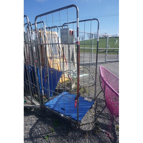 17 - cage trolley (  1with option 12)