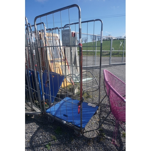 21 - cage trolley (  1with option 12)