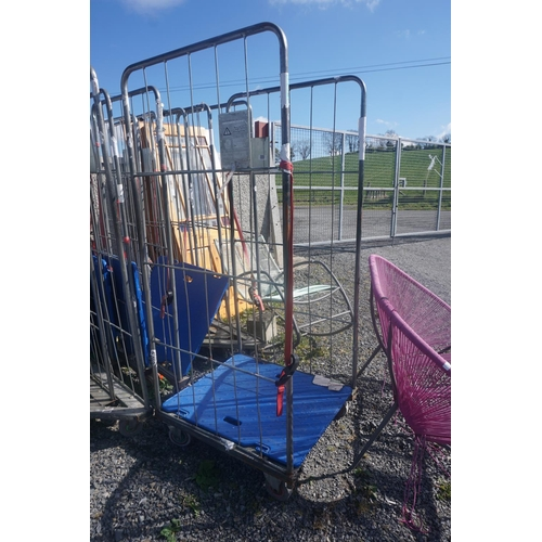 23 - cage trolley (  1with option 12)