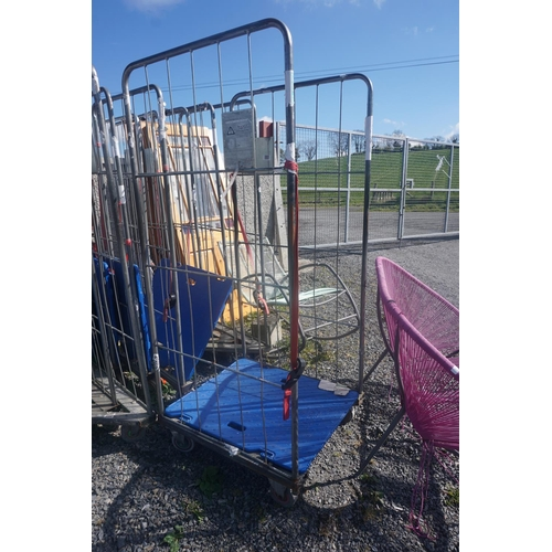 24 - cage trolley (  1with option 12)