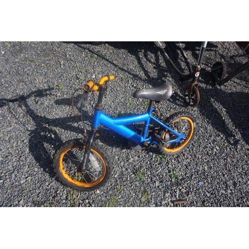 3 - kids bike