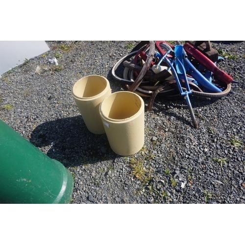 35 - 2 terrecota flues