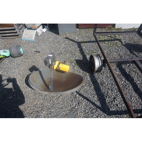 38 - sat dish and torch