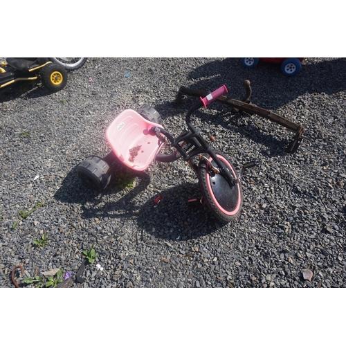 46 - kids pink machine