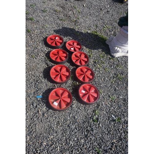49 - 8 hard wwheels
