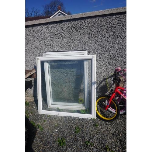 5 - 2 aluminum windows