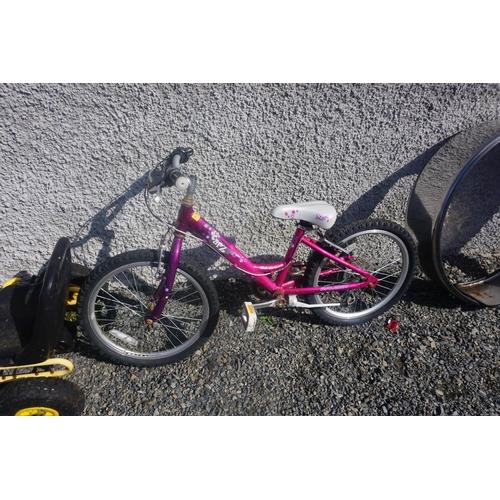 9 - kids bike