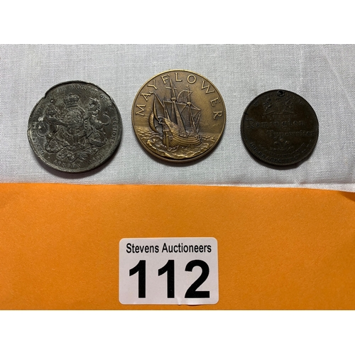 112 - Interesting collection of coins