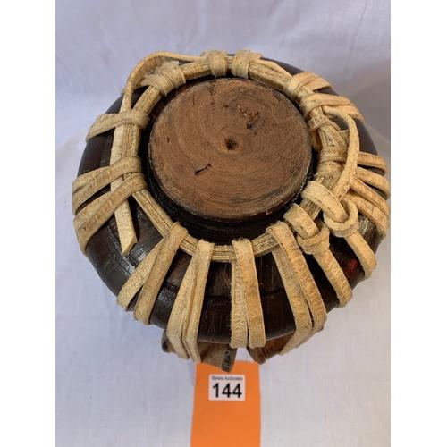 144 - Traditional Indian Tabla Drum