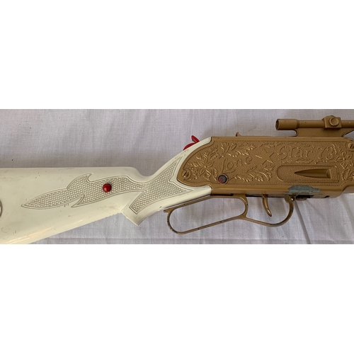 147 - 1960's Lone Star cap rifle