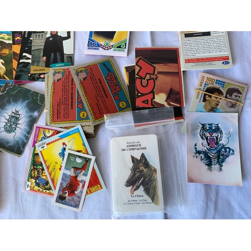 177 - Collection of contemporary Trade Cards etc