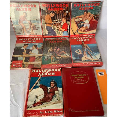 380 - 8 Volumes of the 'Hollywood Album