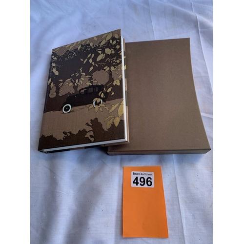 496 - The Remains of the Day - Kazuo Ishiguro Folio Society 2007