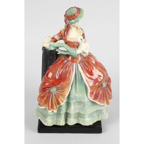 22 - A Royal Doulton figurine, Kate Hardcastle HN1919, 8 (20.5cm) high.  <br>Appears to be in good overal...