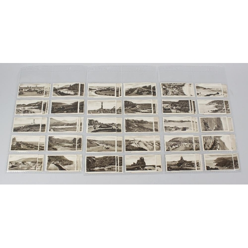 532 - A large collection of cigarette cards by R & J Hill (Sunripe and Spinet). Comprising three stock bin...