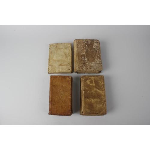 545 - A 16th century Italian vellum-bound book, 'Herodiano delle vite Imperiali, tradotto di Greco per M. ...