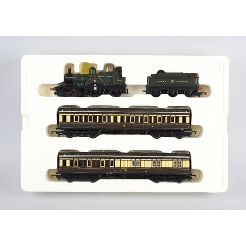 578 - A Hornby 00 gauge electric model railway, limited edition 'The Tyseley Connection' train set, a simi...