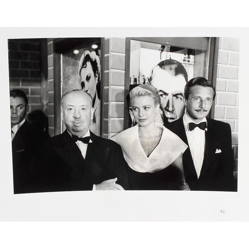 679 - Frank Worth (1923-2000), A collection of limited edition (all numbered 5 of only 75) black and white...