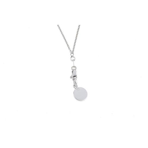 401 - ADLER - a diamond and paste bracelet. The brilliant-cut diamond star, suspending a blue and black pa...