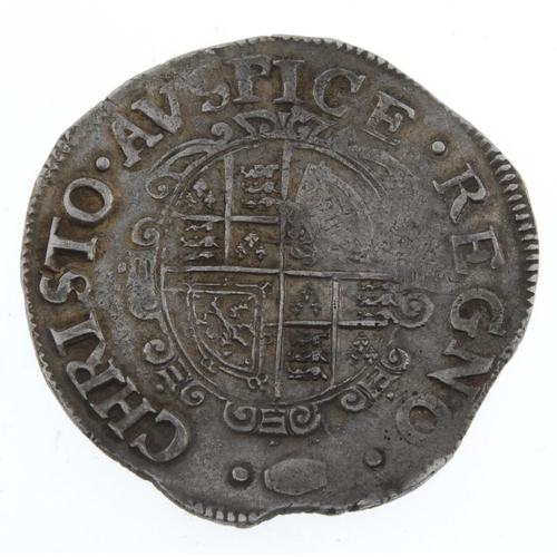 168 - Charles I (1625-1649), Shilling, Tower mint, i.m. tun (S 2791). Very fine, face flat. <br>Very fine,...