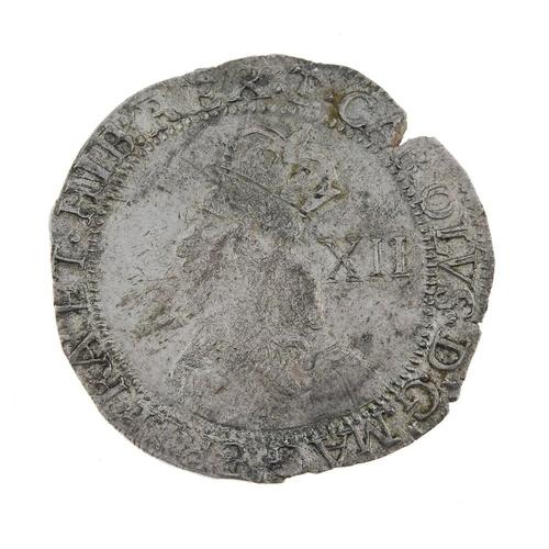 169 - Charles I (1625-1649), Shilling, Tower mint under Parliament, i.m. sceptre (S 2802). Obverse fine, r...