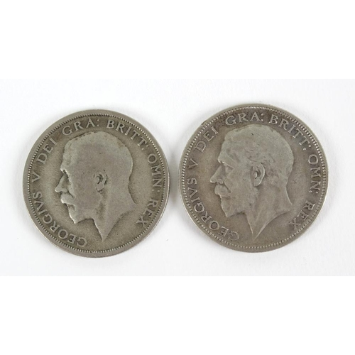 220 - William IV to George V, sterling silver coinage (585g), George V and George VI, pre-47 coinage (395g...