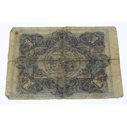 224 - Scotland, banknotes (3), The British Linen Bank, £1, 7th January 1921, CJ Grant, No I 500/17, two sm...