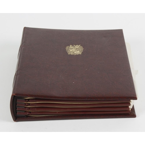 229 - The Churchill Centenary Medals by John Pinches Medallists Ltd., comprising a presentation album cont...