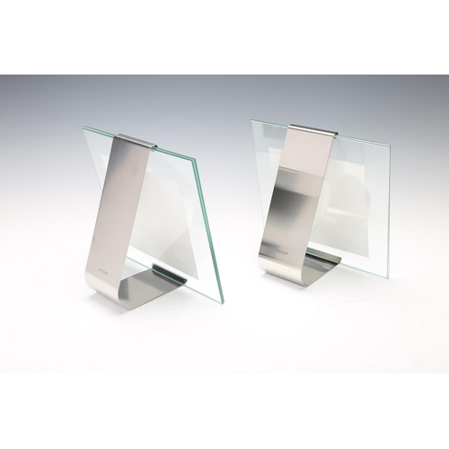 GEORG JENSEN - four medium Reflection picture frames. Crafted from ...