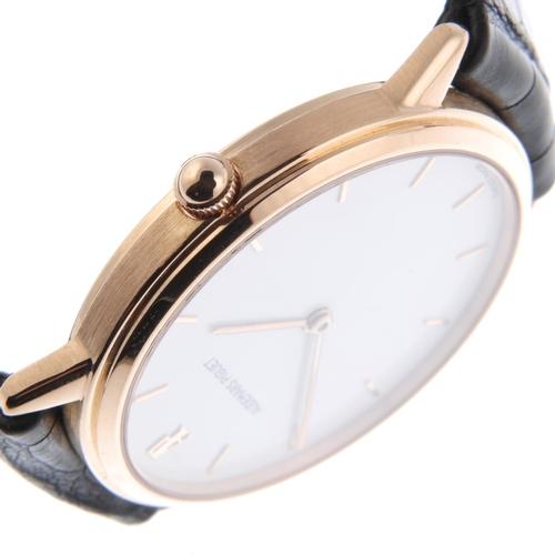 1 - AUDEMARS PIGUET - a gentleman's wrist watch. 18ct rose gold case with engraved case back. Numbered D...