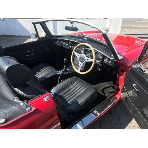 484 - MGB GT Roadster - 1973
