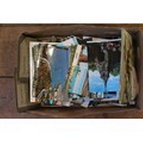 432 - A box of 100+ Post Cards plus 2 x Valentine's Snapshots containing 12 Oxford Pictures in each....