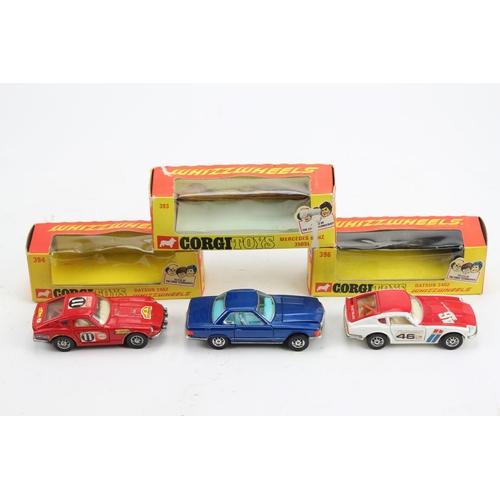 726 - 3 x Corgi Whizwheels Models to include: 394