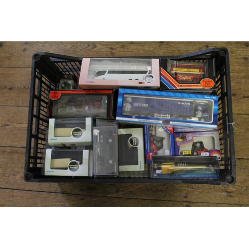 735 - A Box of 20+ Boxed Models to include: Oxford, Siku, Corgi, EFE, All Boxed....
