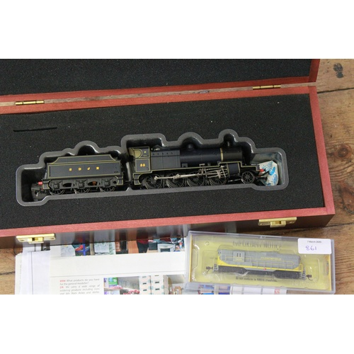 861 - A Pair of Bachmann Electric Locomotives including a