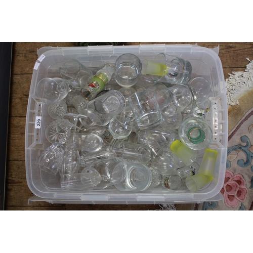 229 - A quantity of Commemorative glass, coloured glass, etc....