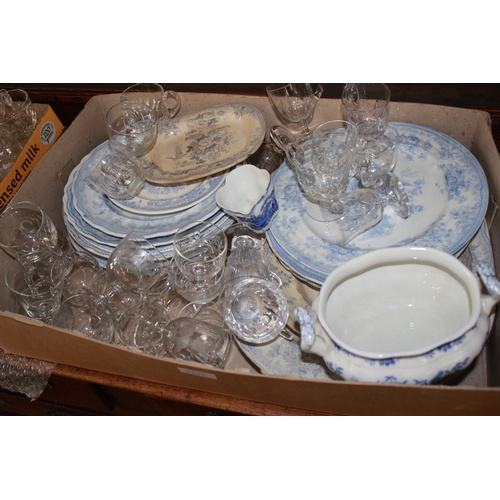 207 - A large collection  of Late 19th century Custard Cups of various patterns.cut etched thumb cut acid ...