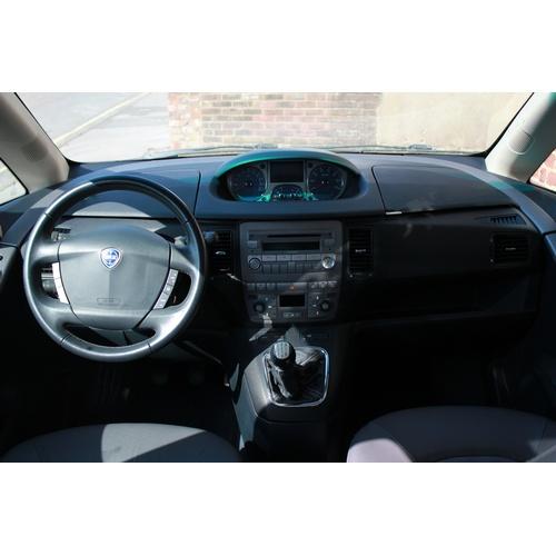 238 - Lancia Muzo 1.2 Diesel 5 Door (2009) in Dark Blue.
