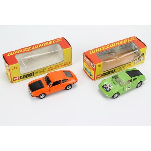 393 - 2 x Corgi models to include: 316 -