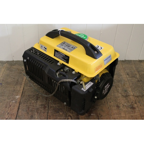 77 - WOLF Power 1100 Petrol Generator in Excellent Condition. Not Tested....