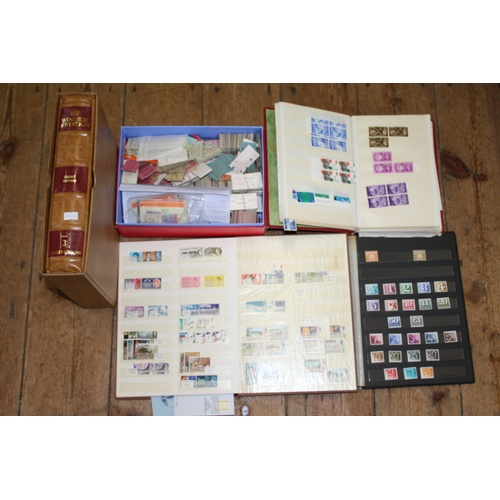 321 - A large collection of GB First Day covers and albums, including all reigns and various other stamps....