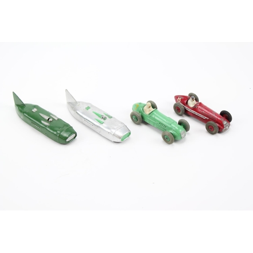 428 - 4 x Dinky models to include: 23S