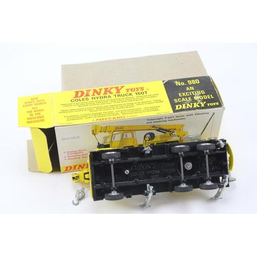 443 - A Dinky No: 980