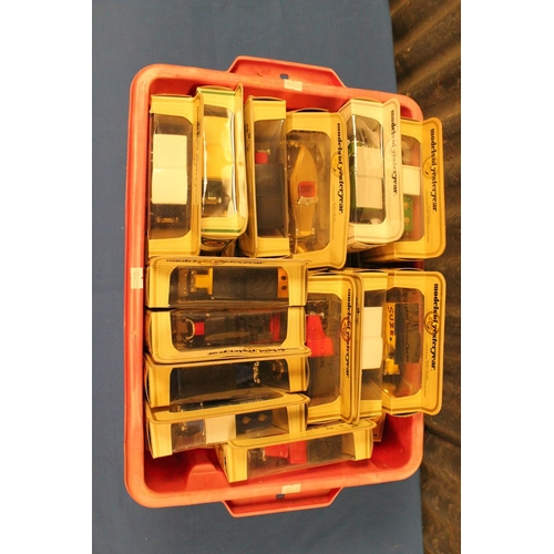 59 - 50 x Straw Box Matchbox Yesteryear Models, All Near Mint/Mint condition with Excellent Boxes....