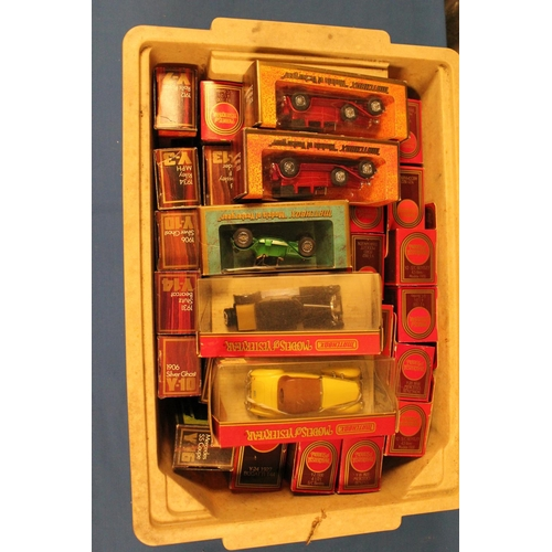 60 - 40 x Matchbox Yesteryear Models, All Near Mint/Mint condition with Excellent Boxes....