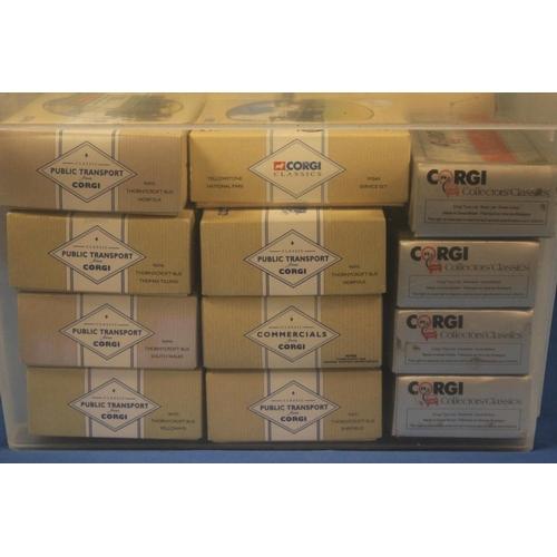 64 - 20 x Corgi Classics Models, all appear Near Mint/Mint condition with Excellent Original Boxes....