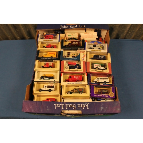 65 - 80 x Days Gone/Lledo Models, all appear Near Mint/Mint with Excellent Boxes. Good Lot....