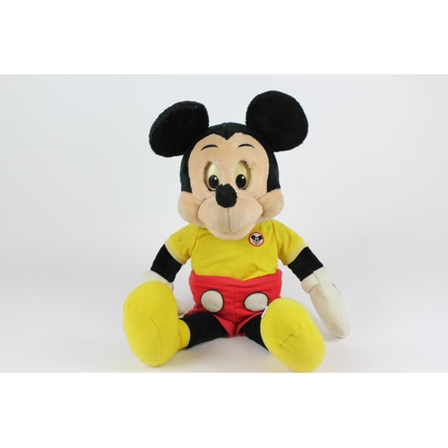 24 - An Original 1970's Mickey Mouse with a Cassette Recording built into his back in Good Original Condi...