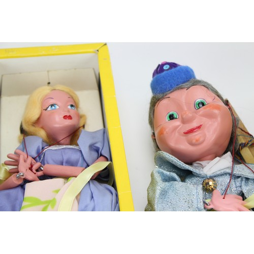 39 - A Pair of Pelham Puppets to include the