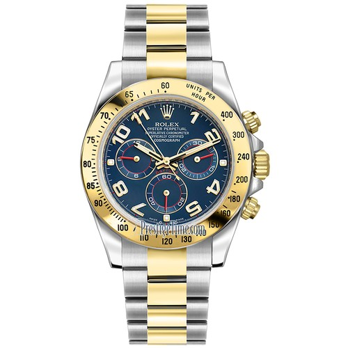 124 - A Scarce 2008 Rolex Daytona Oyster Perpetual Watch with the Rare Arabic Face. The watch comes comple...